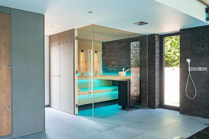 Alpha Industries, wellness, sauna