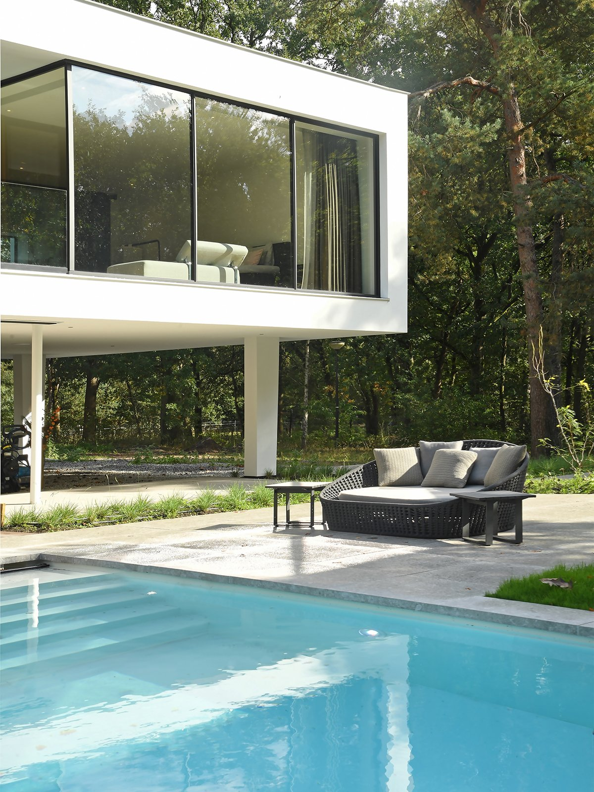 Luxe tuin, Buijtels, The Art of Living