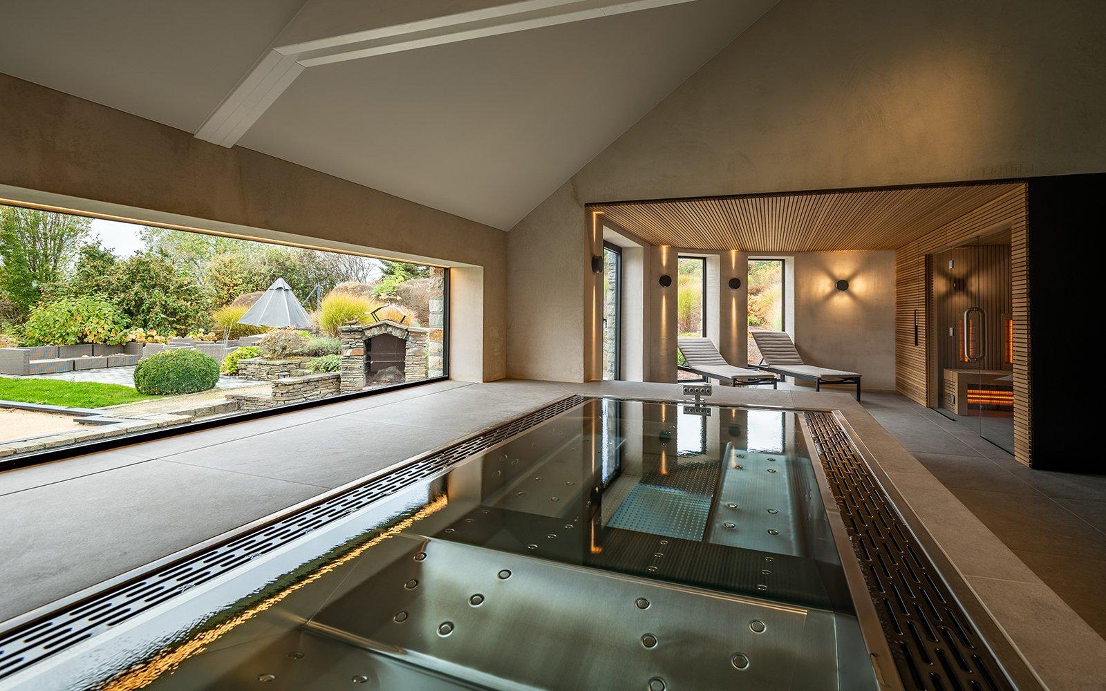 Exclusief sauna-interieur, sauna-interieur, Alpha Industries