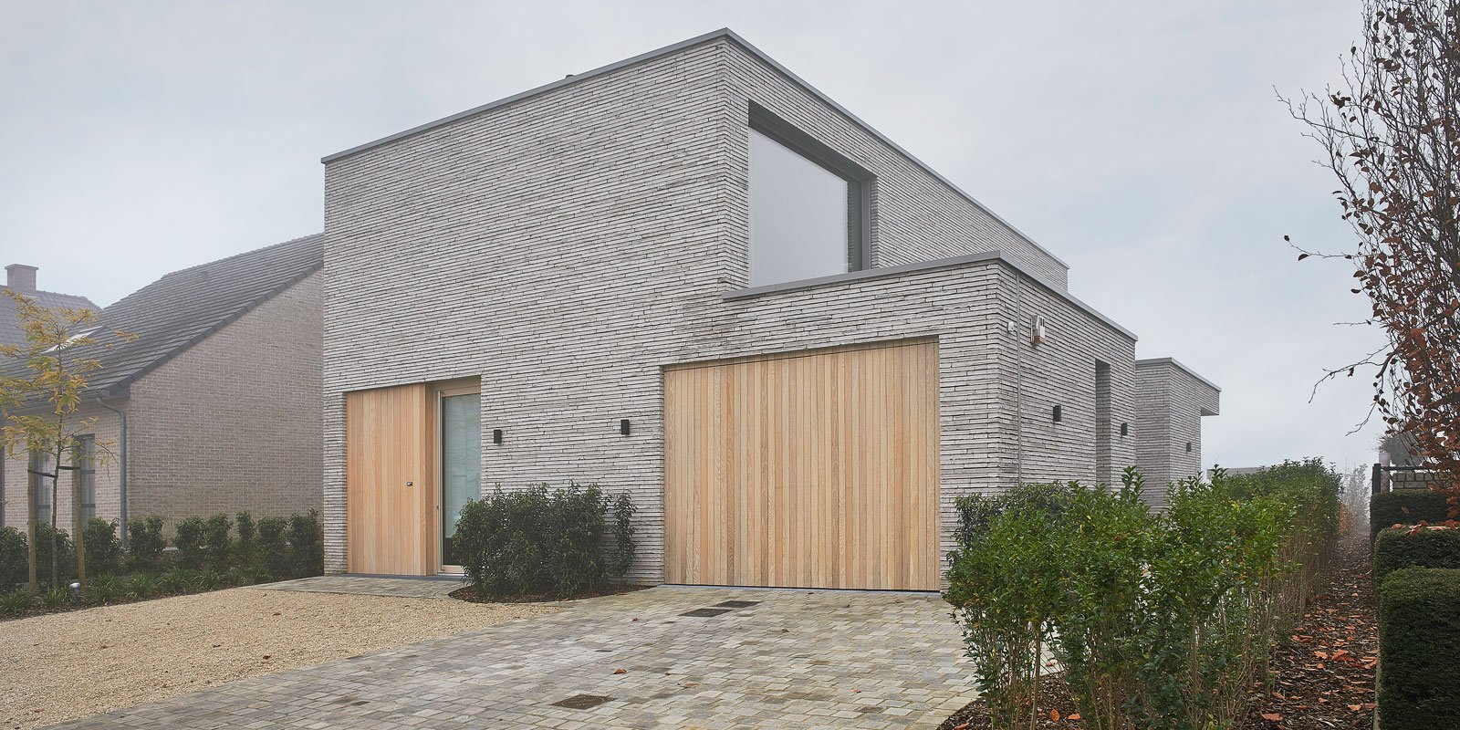 Houtskeletbouw woning, Collective4 Architects, the art of living