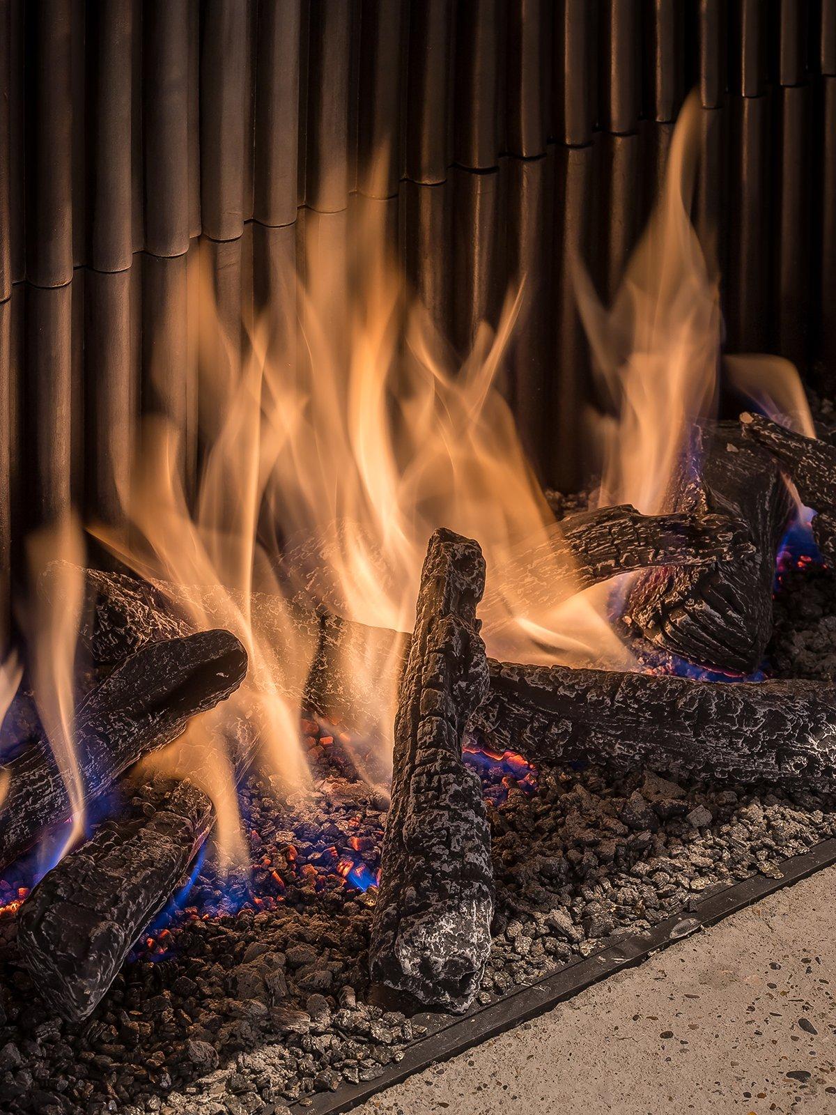 Exclusieve gashaarden, gashaarden, Metalfire