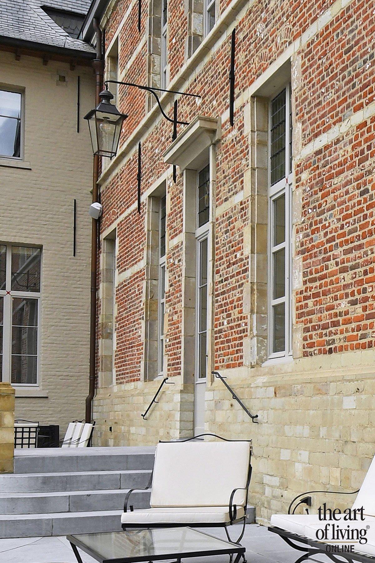 Wonen in een kasteel, Ilse de Meulemeester, the art of living