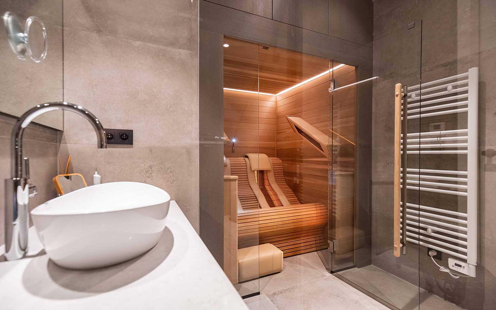infraroodsauna, sauna, alpha industries, the art of living