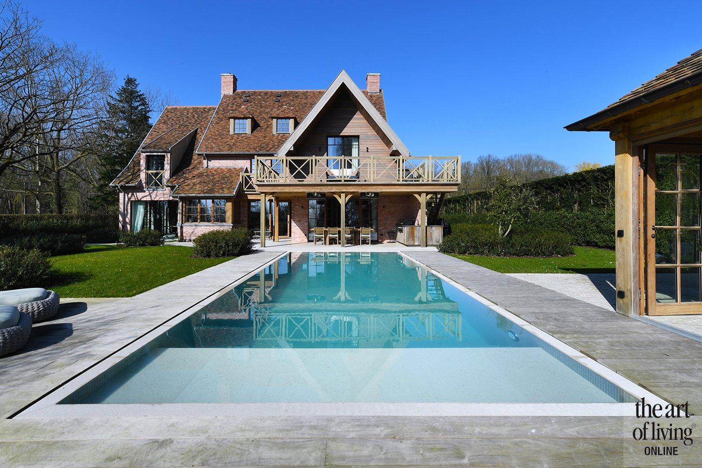 Landelijke villa | Frank Gruwez, the art of living
