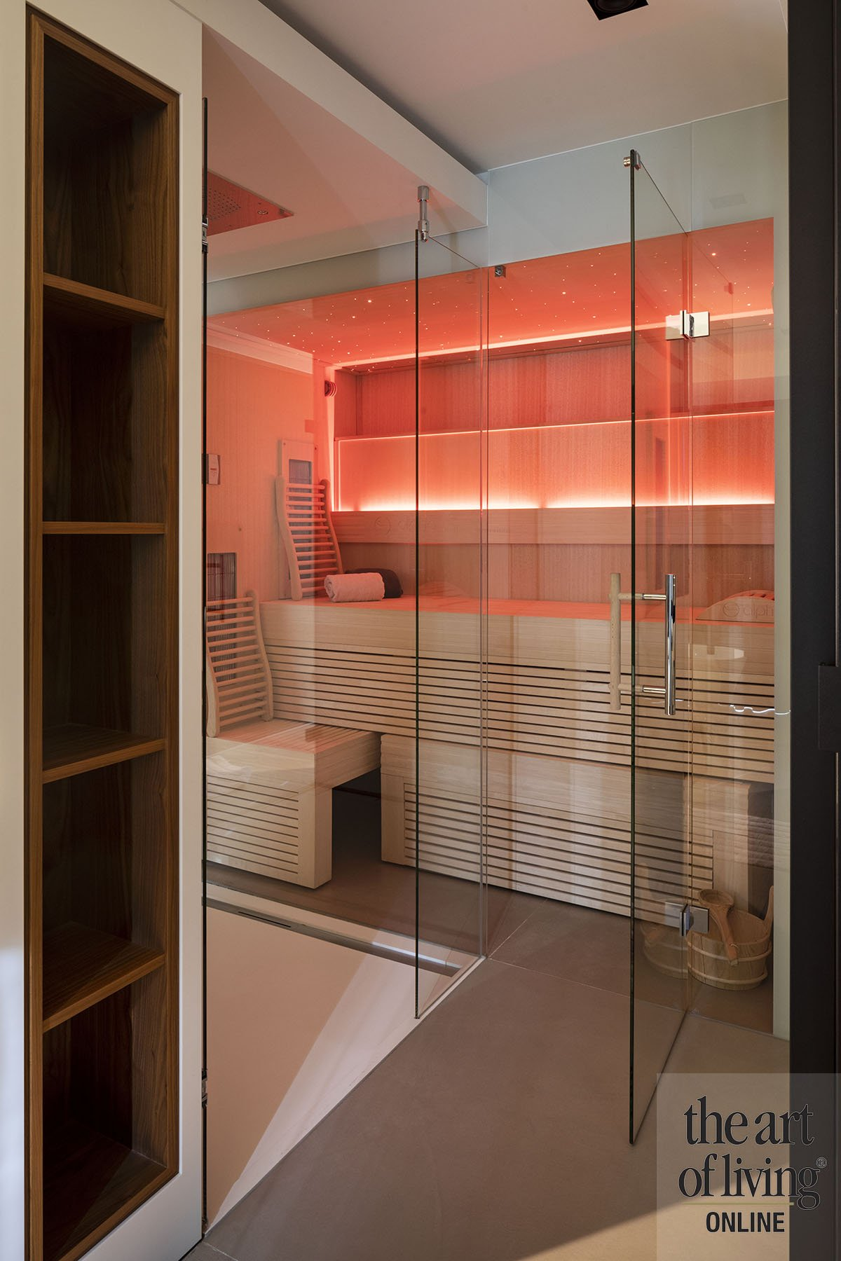 Sauna op maat   Alpha Industries, the art of living