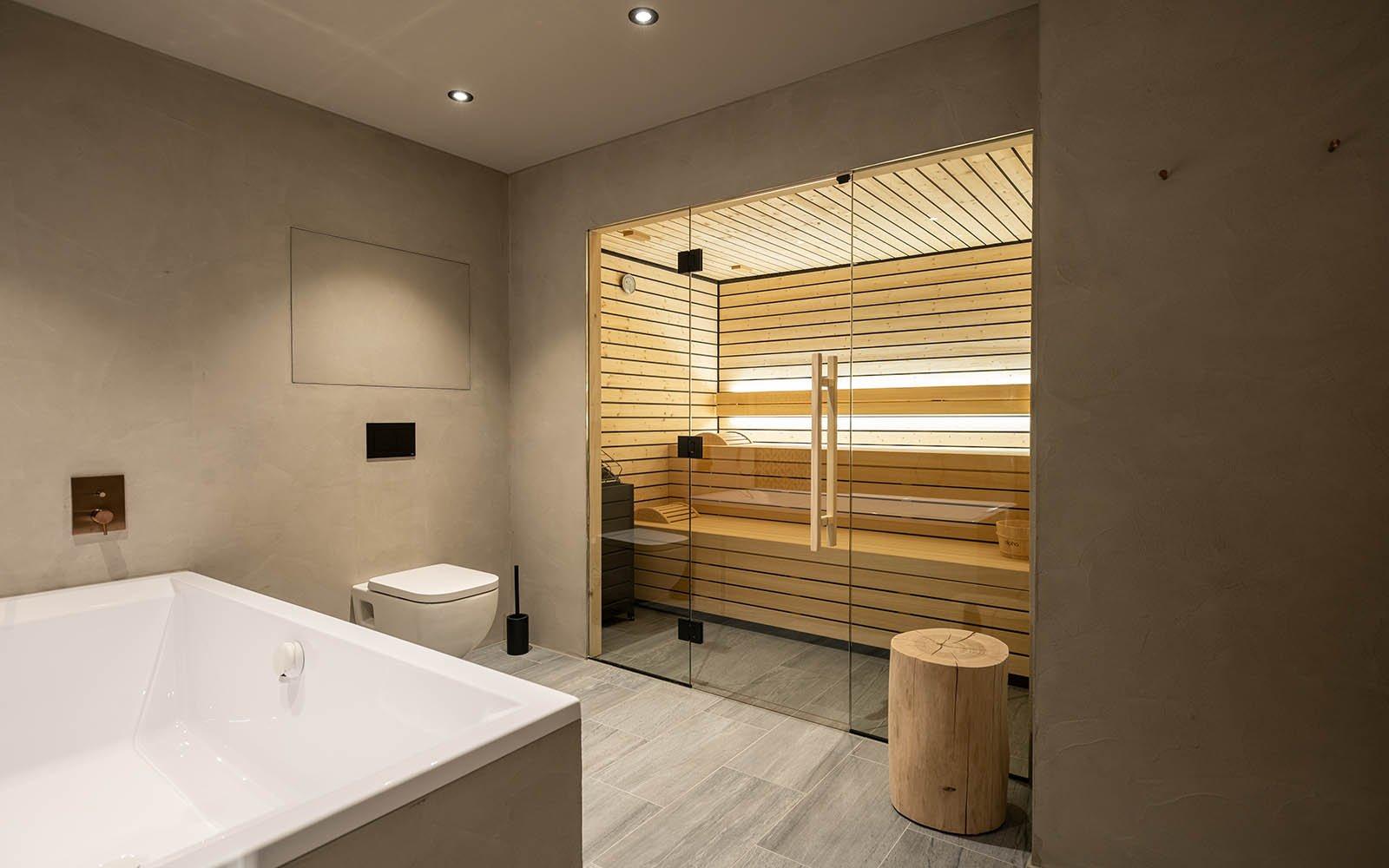Sauna's. Alpha industries, wellness, the art of living