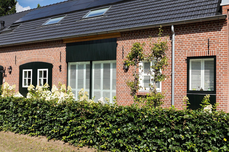 Schutter | Van Eyck shutters, the art of living