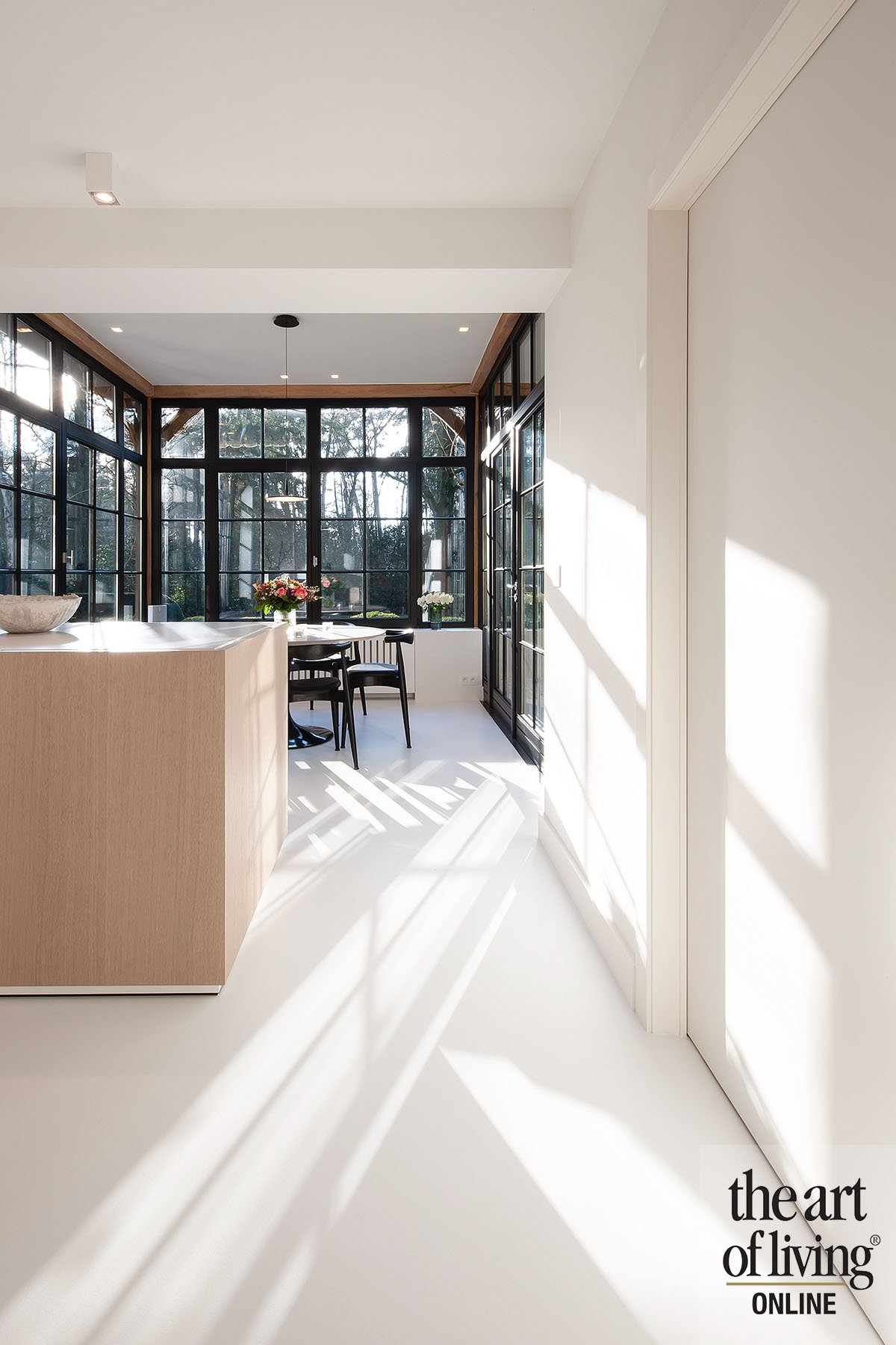 Strak interieur   Loft 4C, the art of living