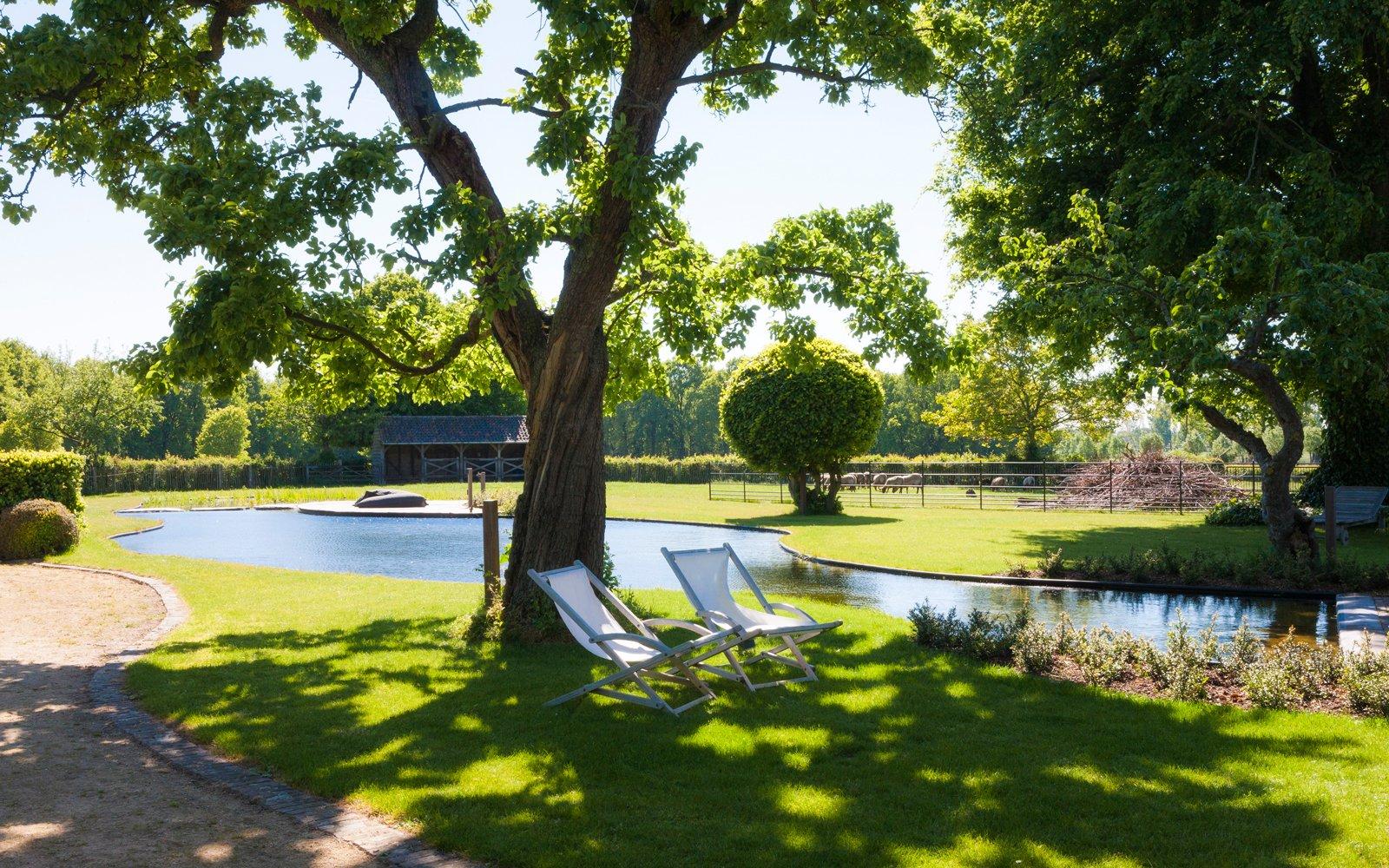 zwemvijver, zwembad, wellness, outdoor living, The art of living