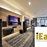 iEar' | Ultimate sound and vision