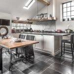 landelijke keuken, dauby, the art of living
