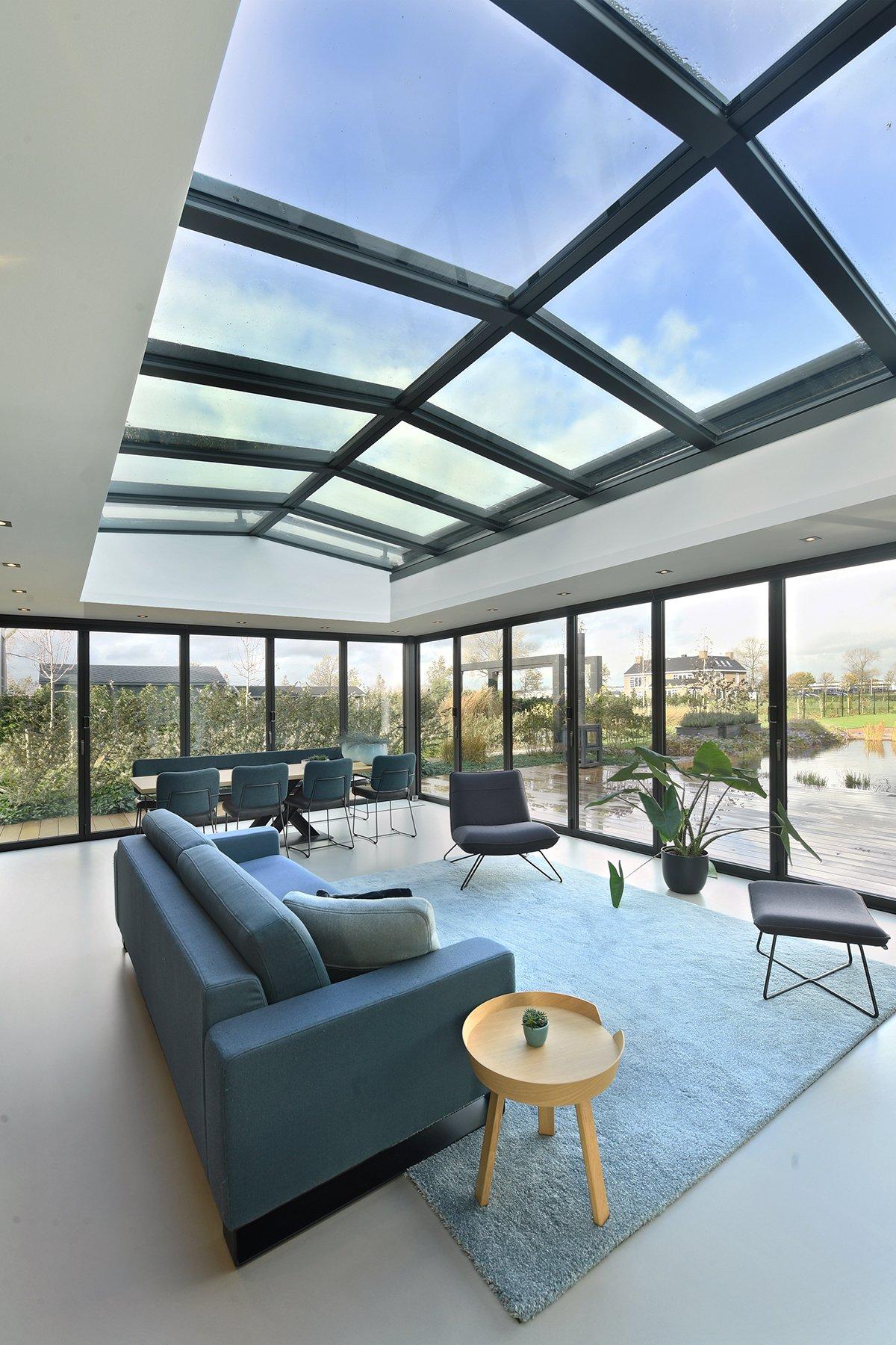 glazen vouwwanden, the art of living, solarlux