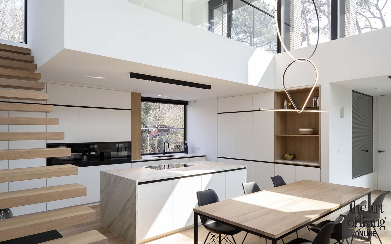 Groene tuin | Block office, the art of living