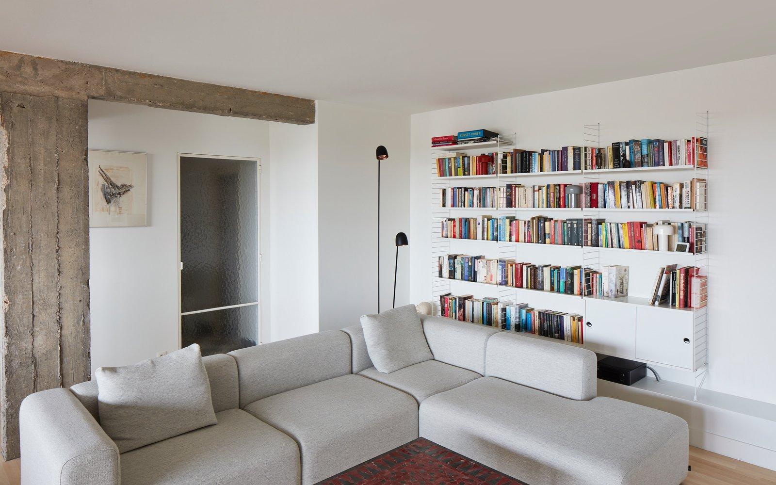 jaren 60 appartement, Victor renoveert, renovatie