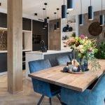 Leefkeuken, hemels wonen, Luxe huis