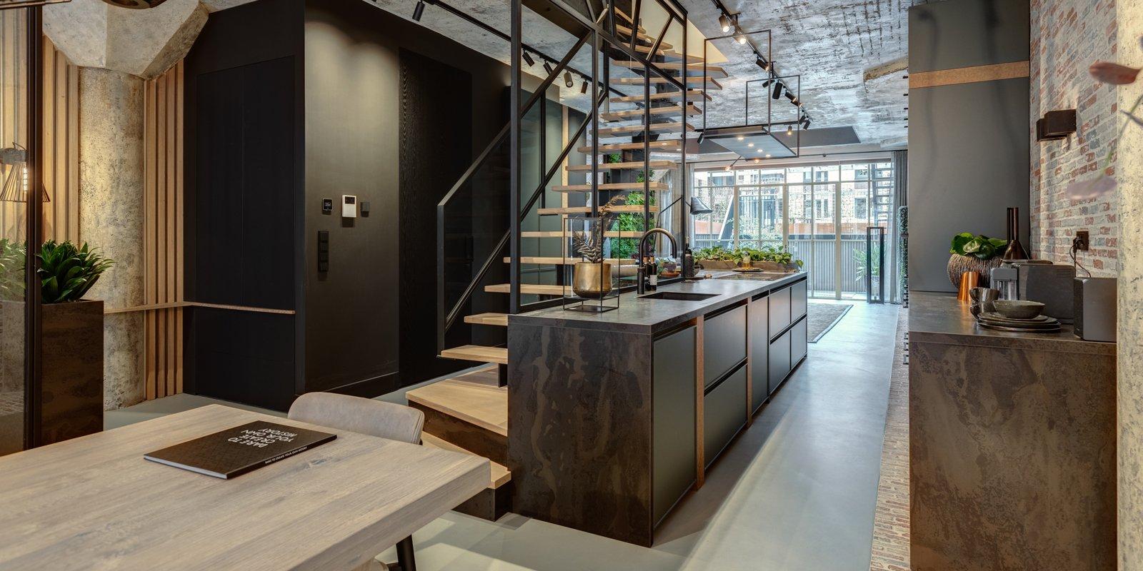 cosnetino, the art of living, natuursteen keuken