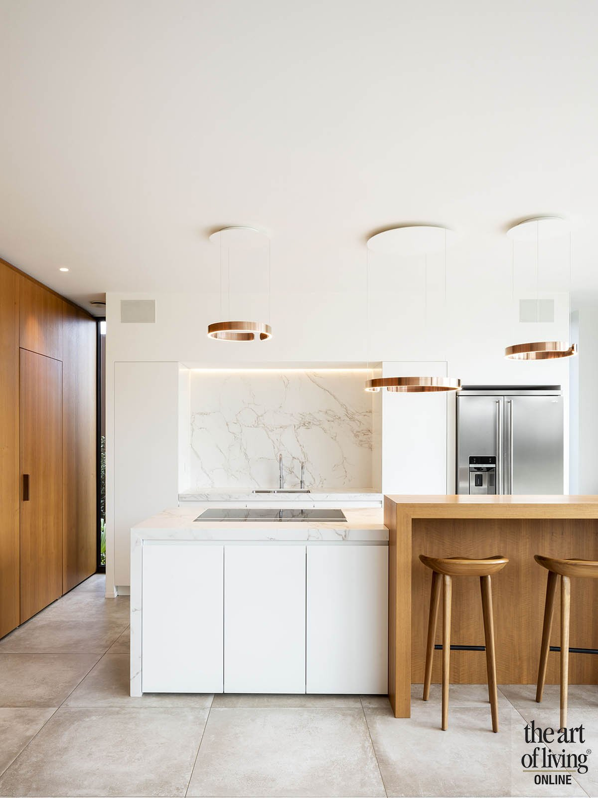 hoge ramen   Architects in Motion, the art of living