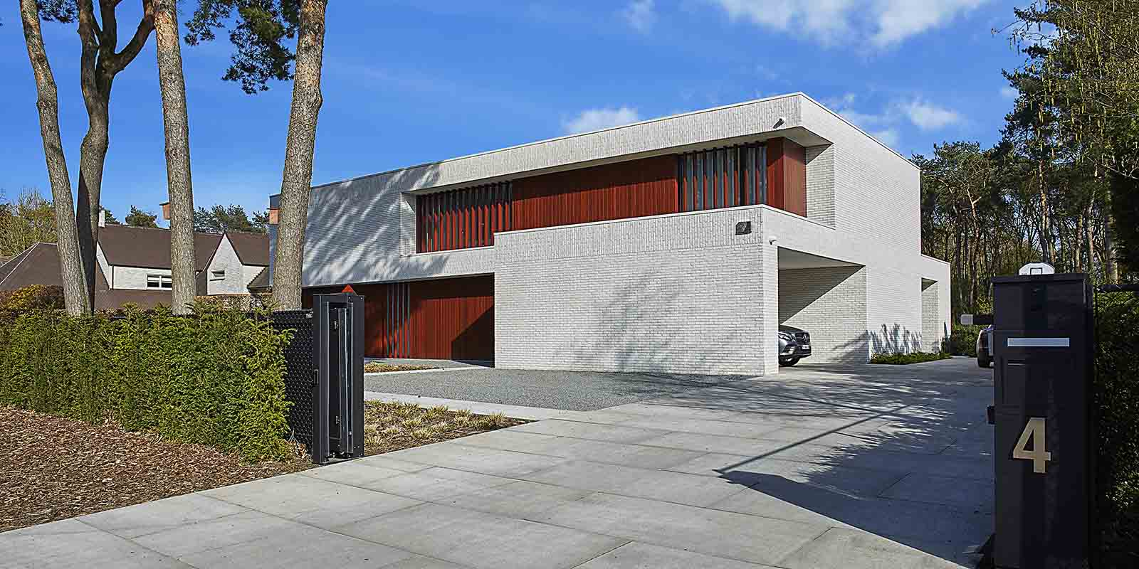 open interieur | Laurijssens Architects, the art of living