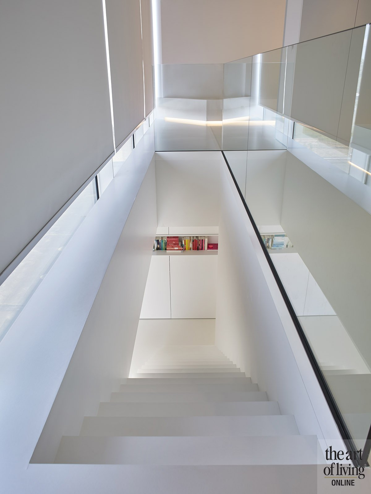 witte villa | EX-IT Architectuur, the art of living