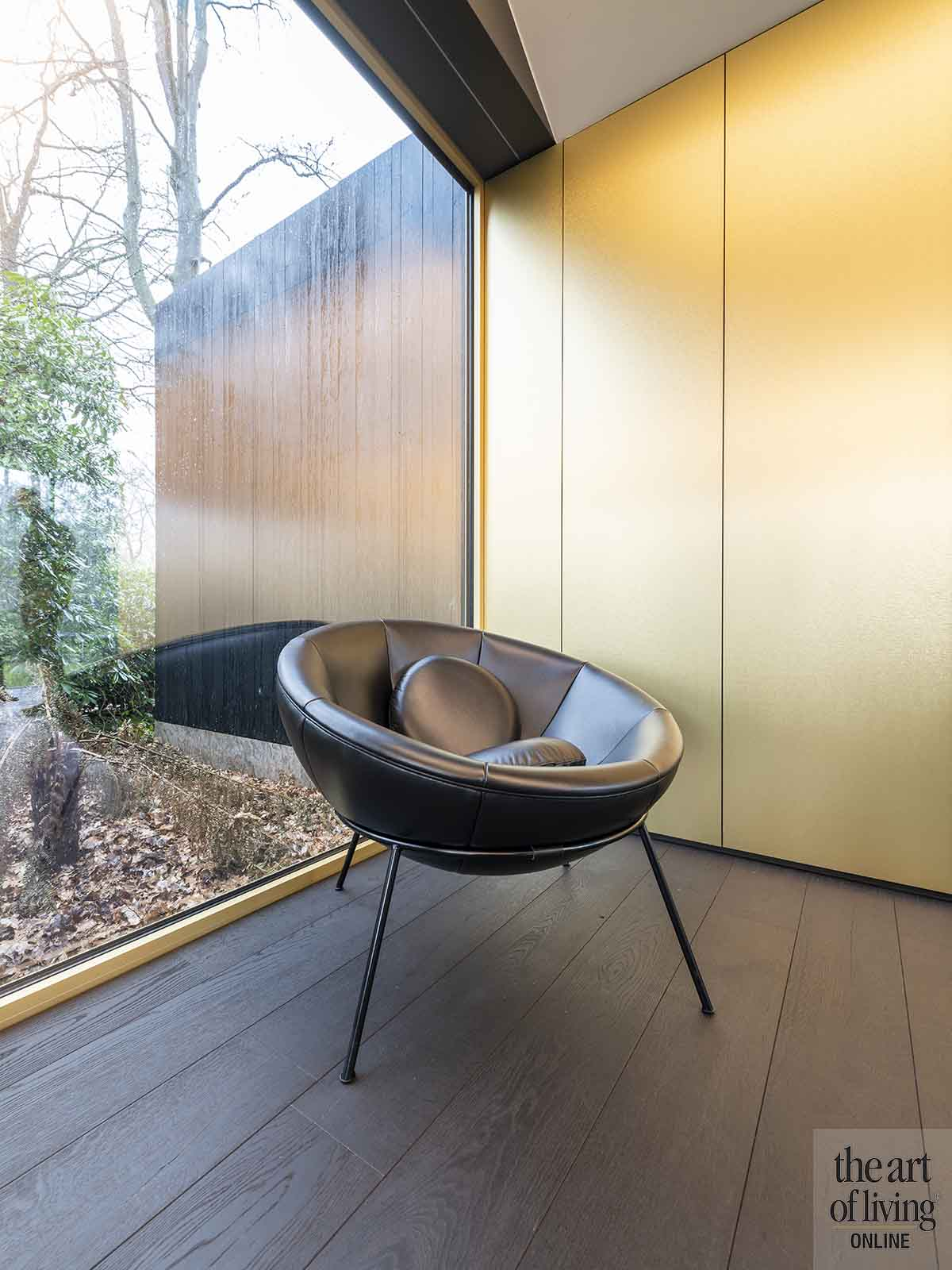 wonen in het bos | Basil Architecture, the art of living