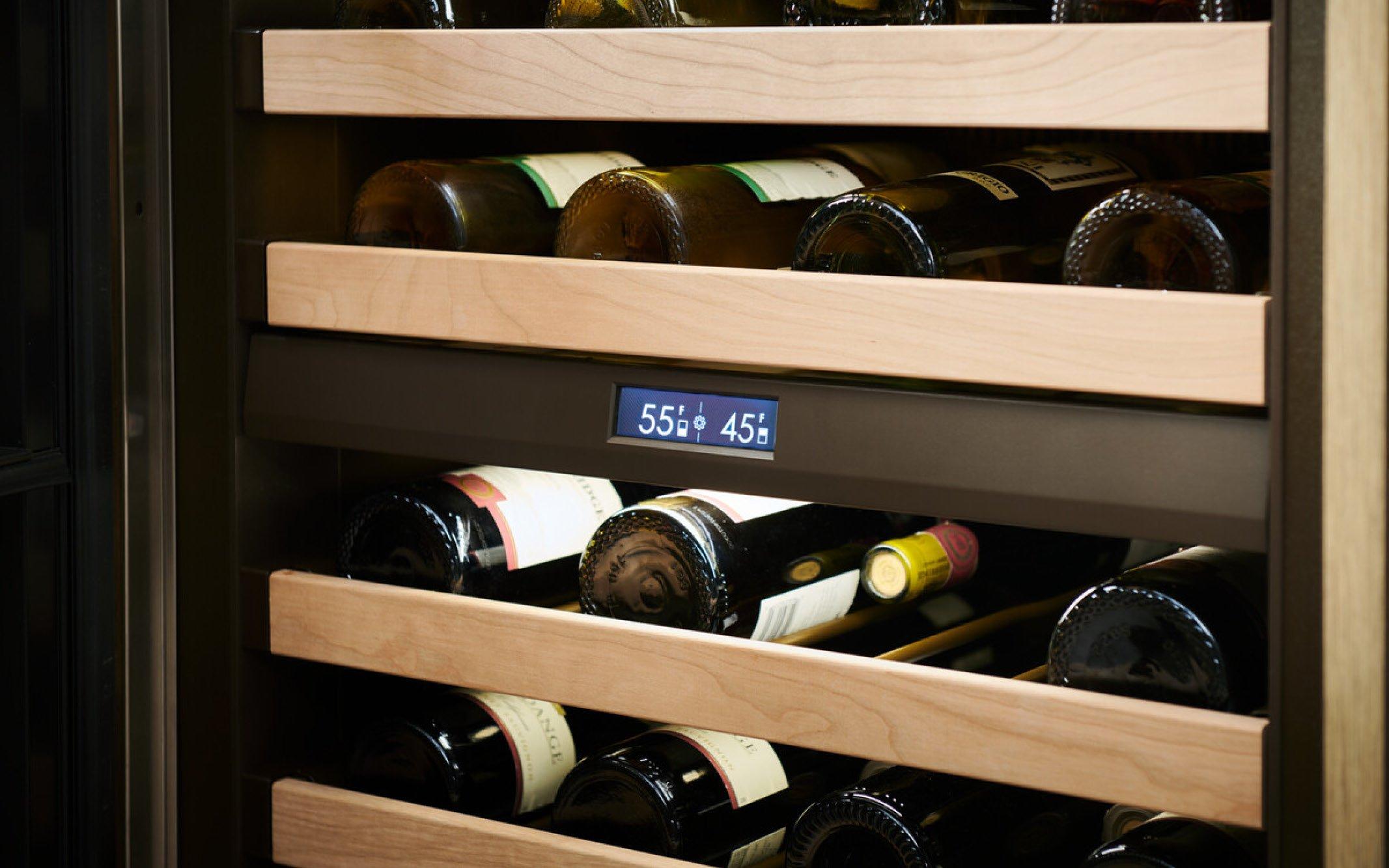 Sub-Zero   wijnkoelkast, the art of living