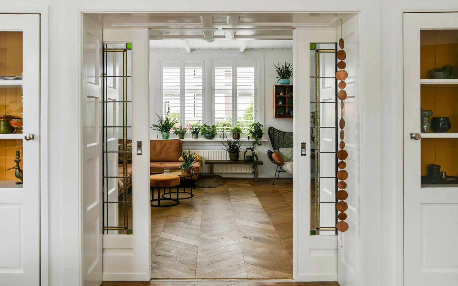 Maatwerkjaloezieën, Blend Window Fashion, ramen, shutters, decoratie, The Art of Living