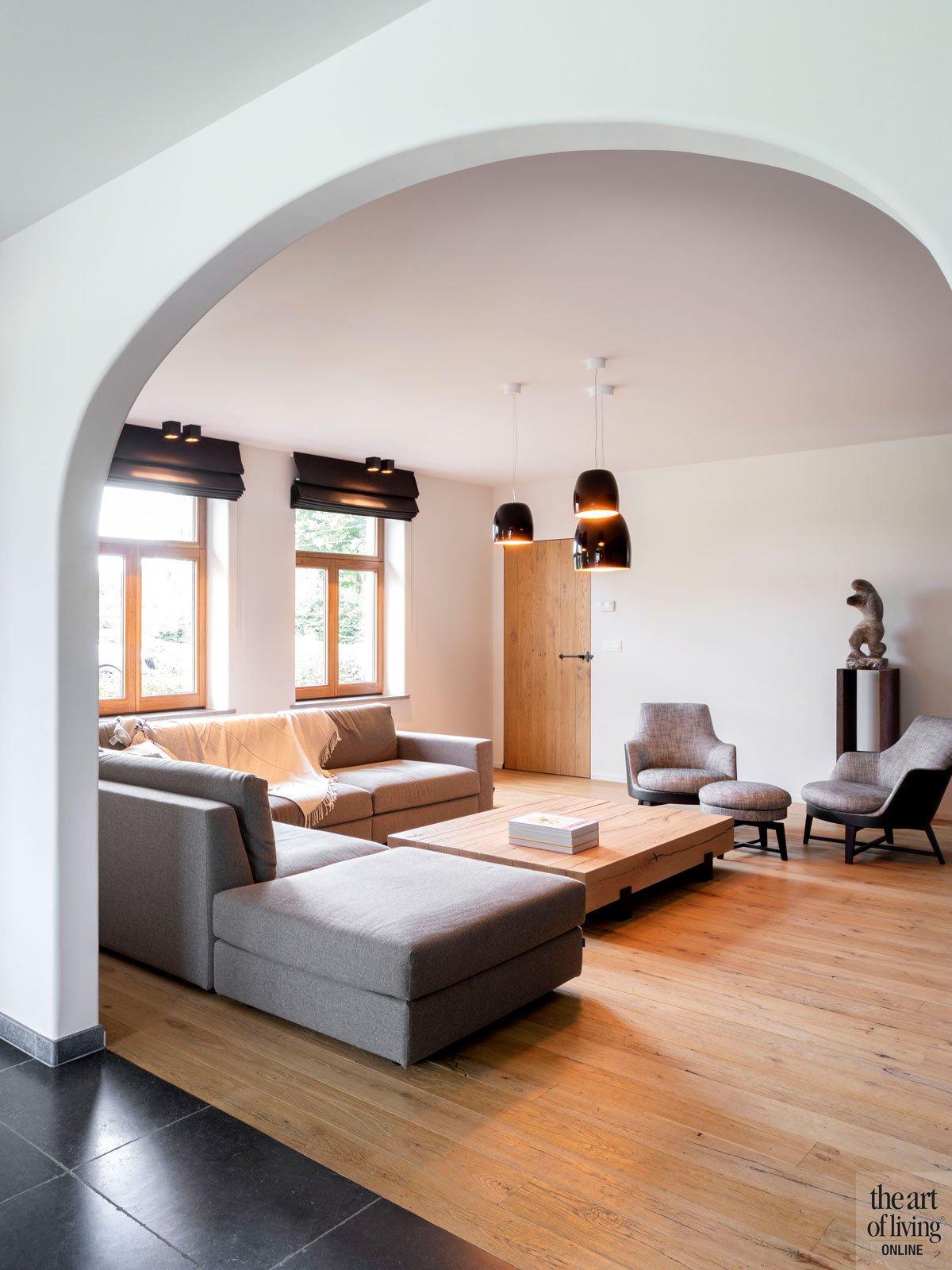 Nieuwbouwwoning   Bill Cosman, the art of living