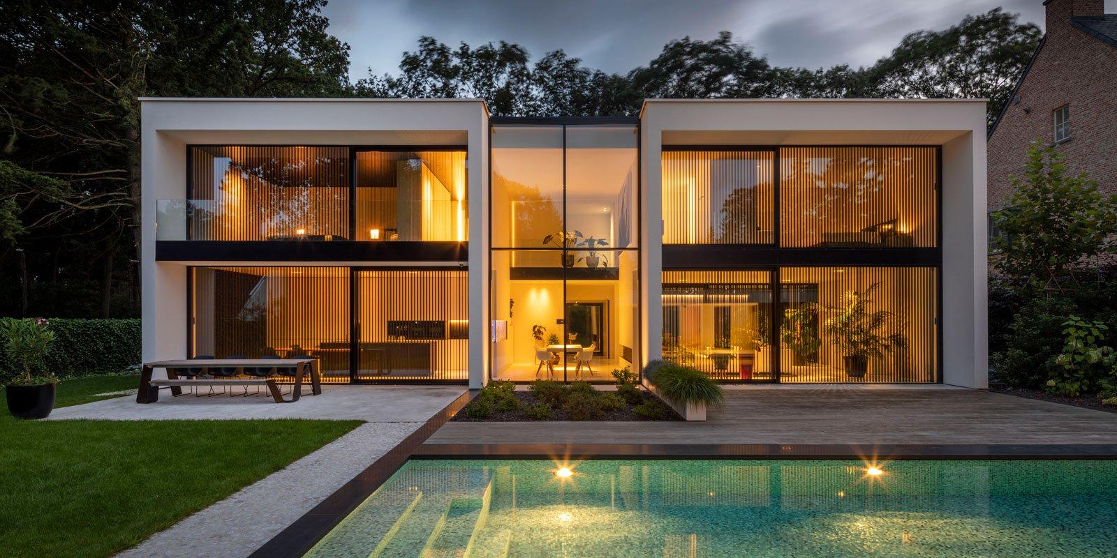 Witte villa | Buro2018, the art of living